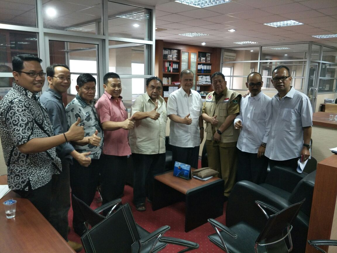 Launching HPN 2018 di TVRI Pusat, Margiono : Terjalin ...